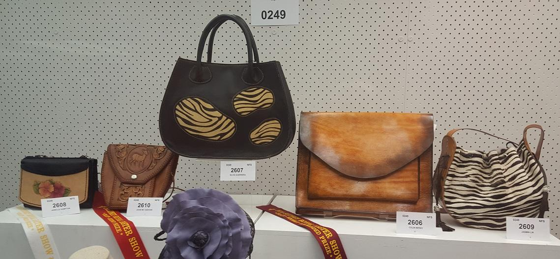 Leather in the Royal Easter Show