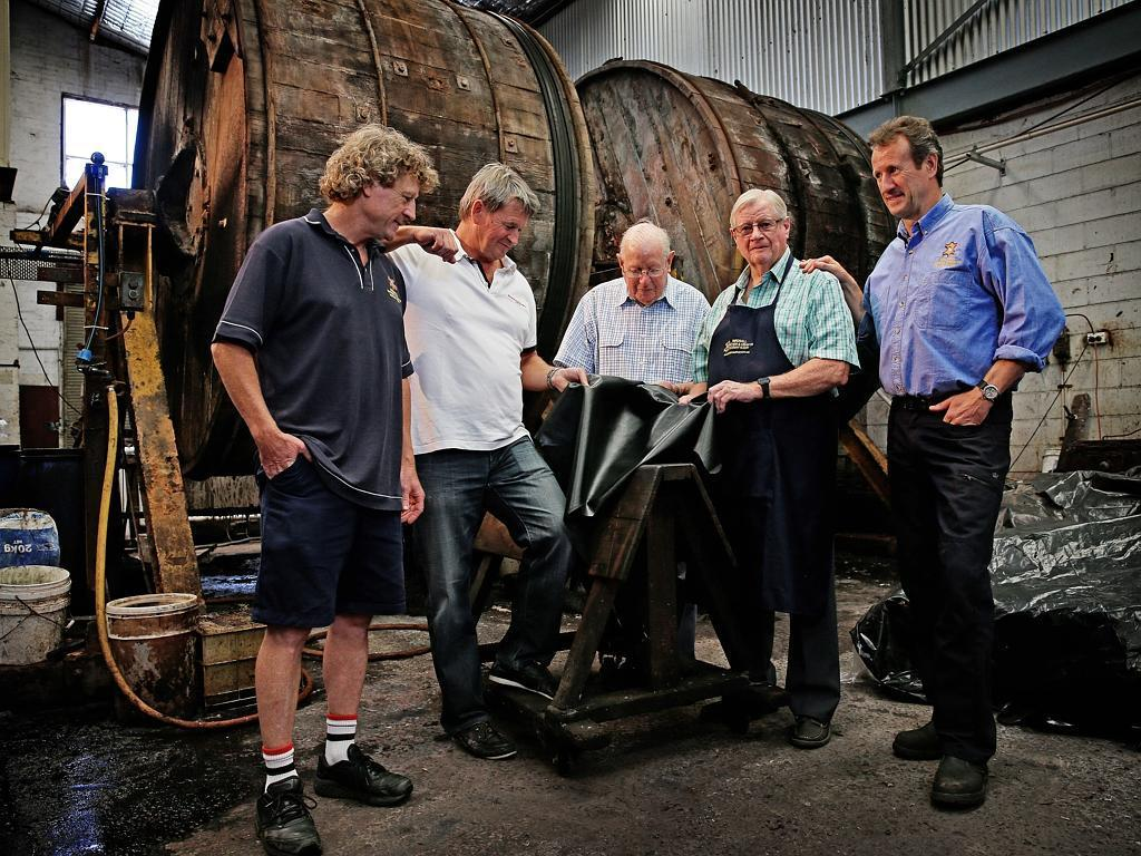 Read about Birdsalls 5 generations in the Sunday Telegraph!