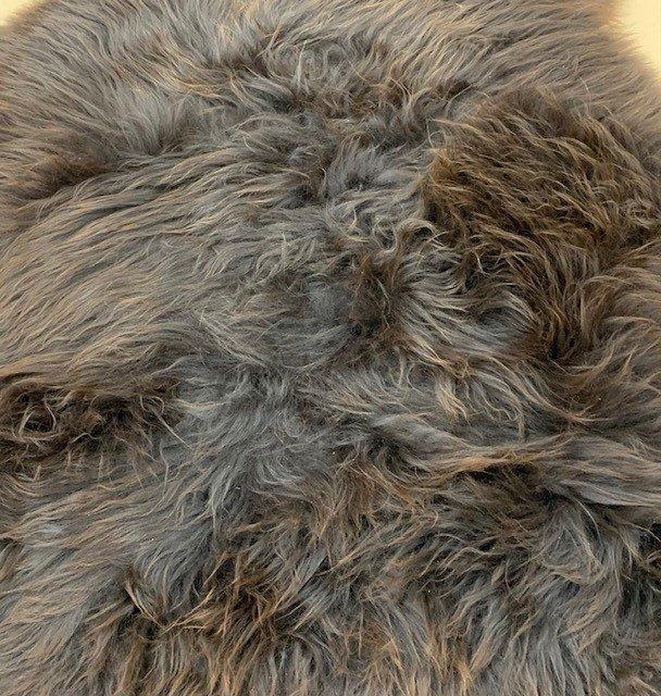 Sheepskinl Natural Brown