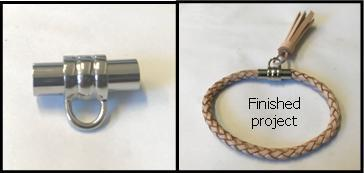 Magnetic Jewellery Clasp SS
