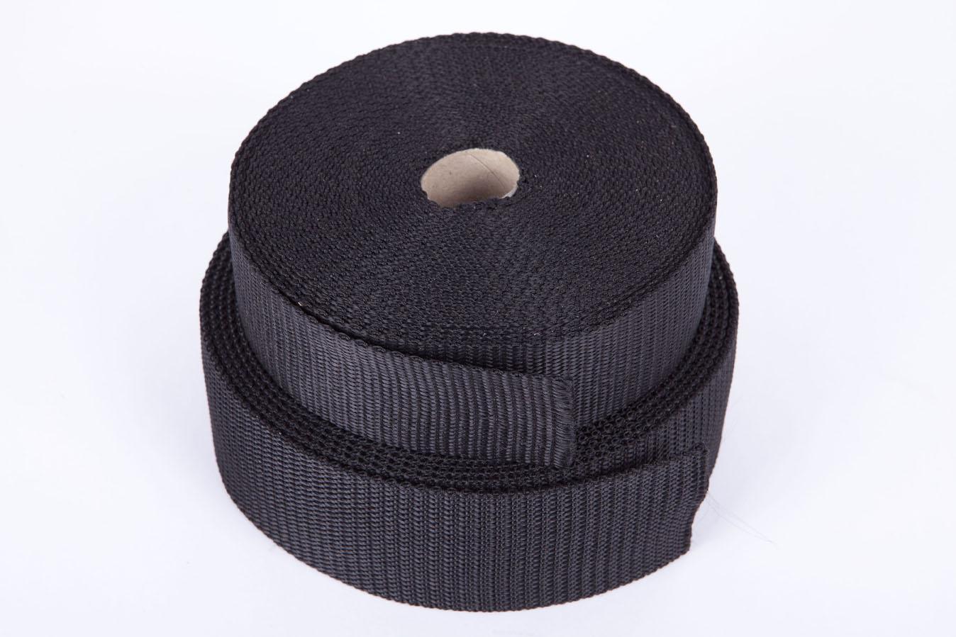 705 Black Webbing Heavy