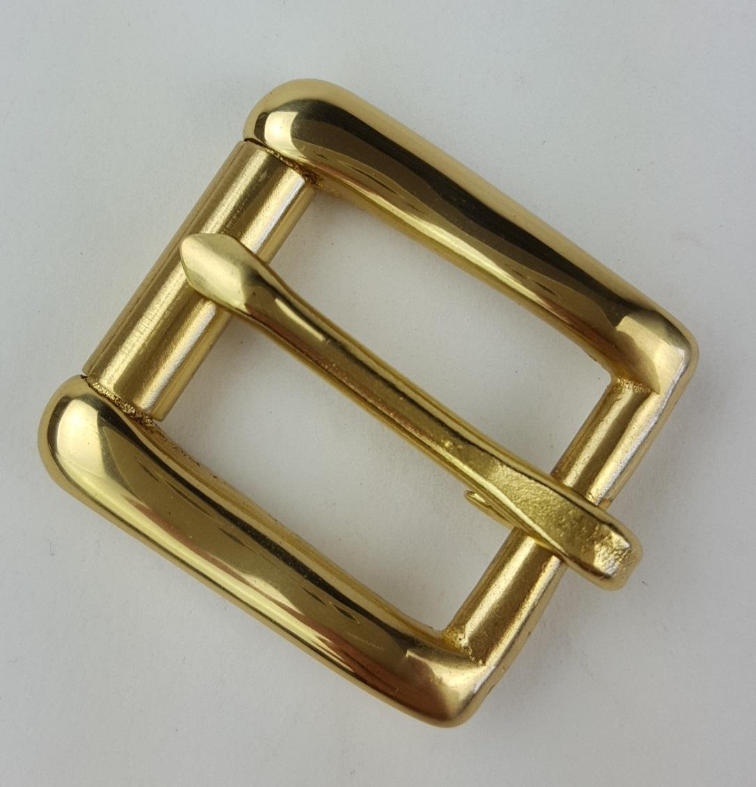 Half Buckle 20Mm Brass