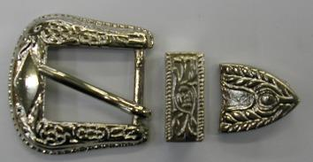 3 PC Buckle set 20mm