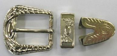 3 PC Buckle Set 25mm 2427