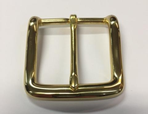 Half Buckle Brass AB521 38mm