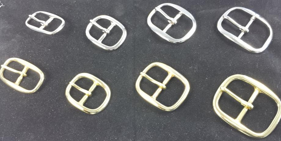 Full Buckle Solid Brass