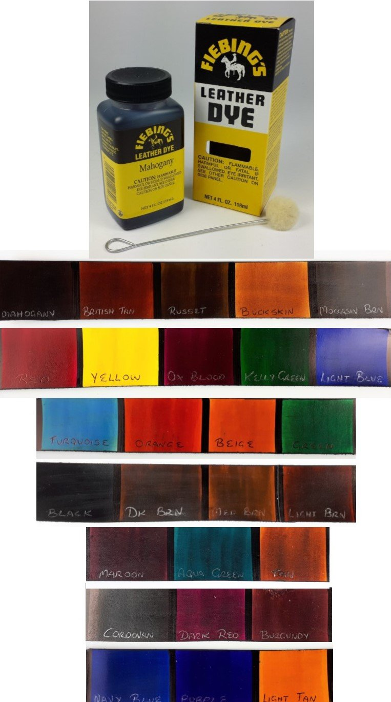 4Oz Fiebings Dye (118ml)
