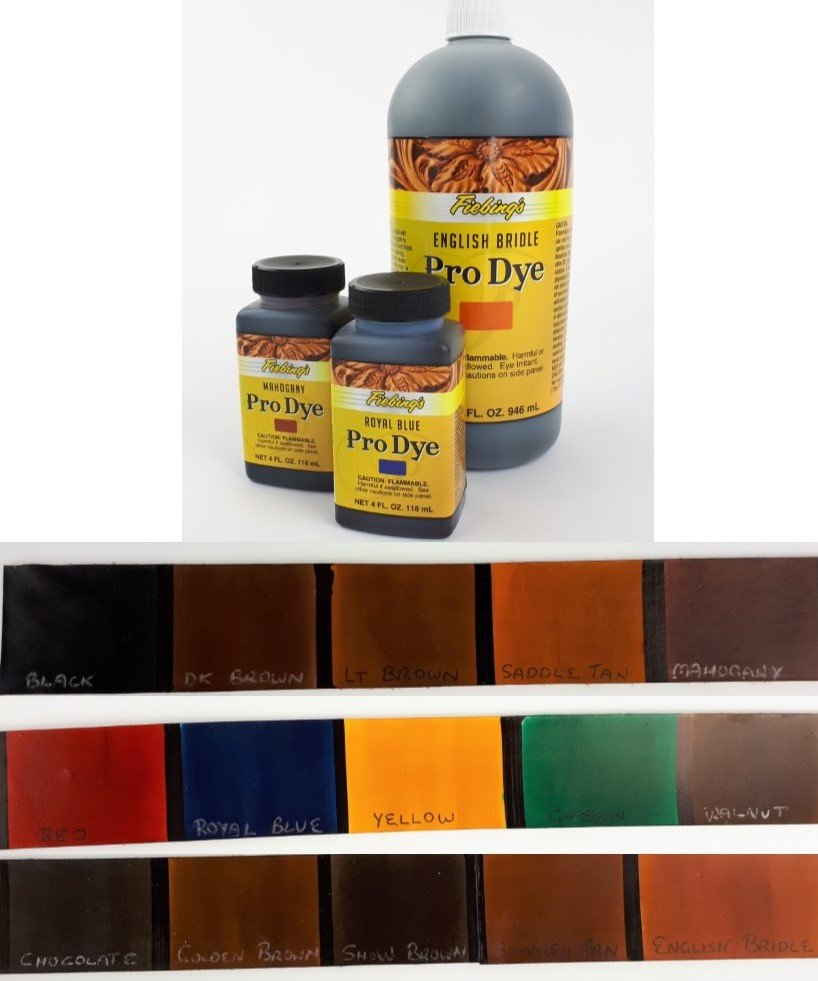32Oz Fiebings Pro Dye