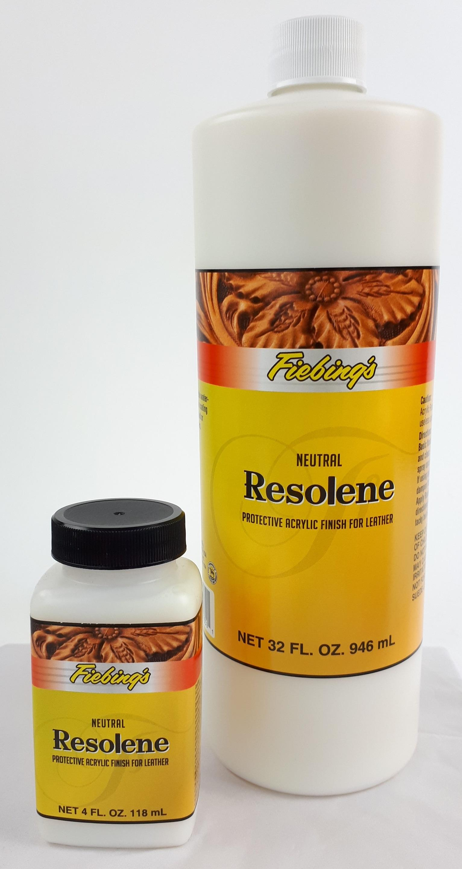 Fiebing Resolene 4Oz