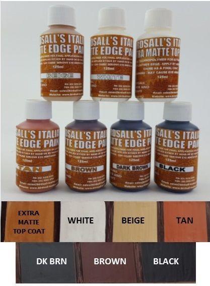 Edge Paint Matte 125ml