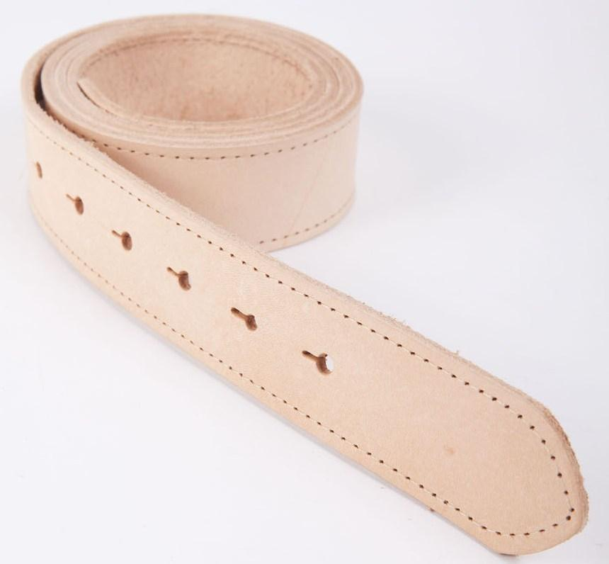 Belt Length Stitched