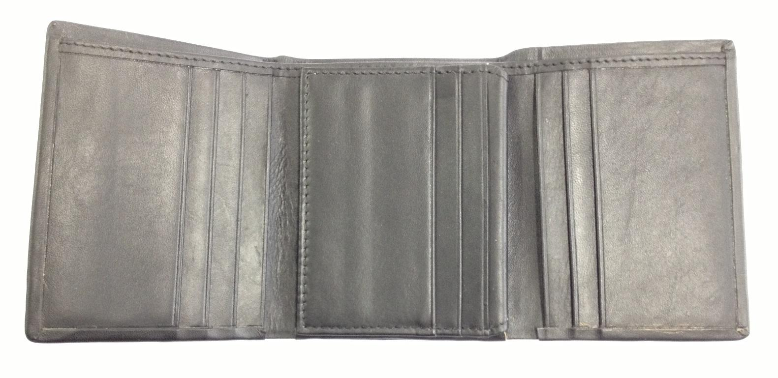 Mens Trifold Wallet Insert