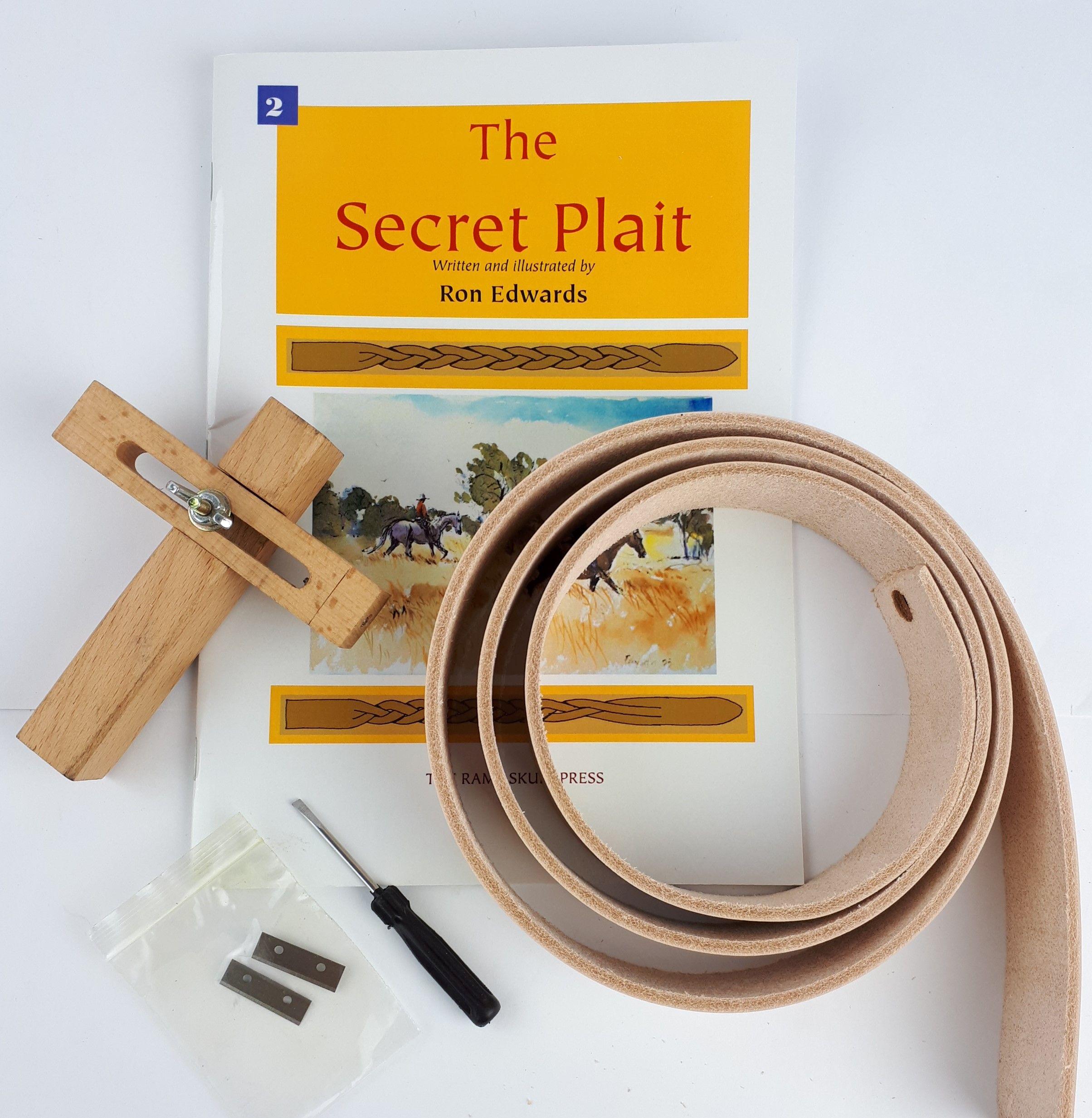Secret Plait Kit