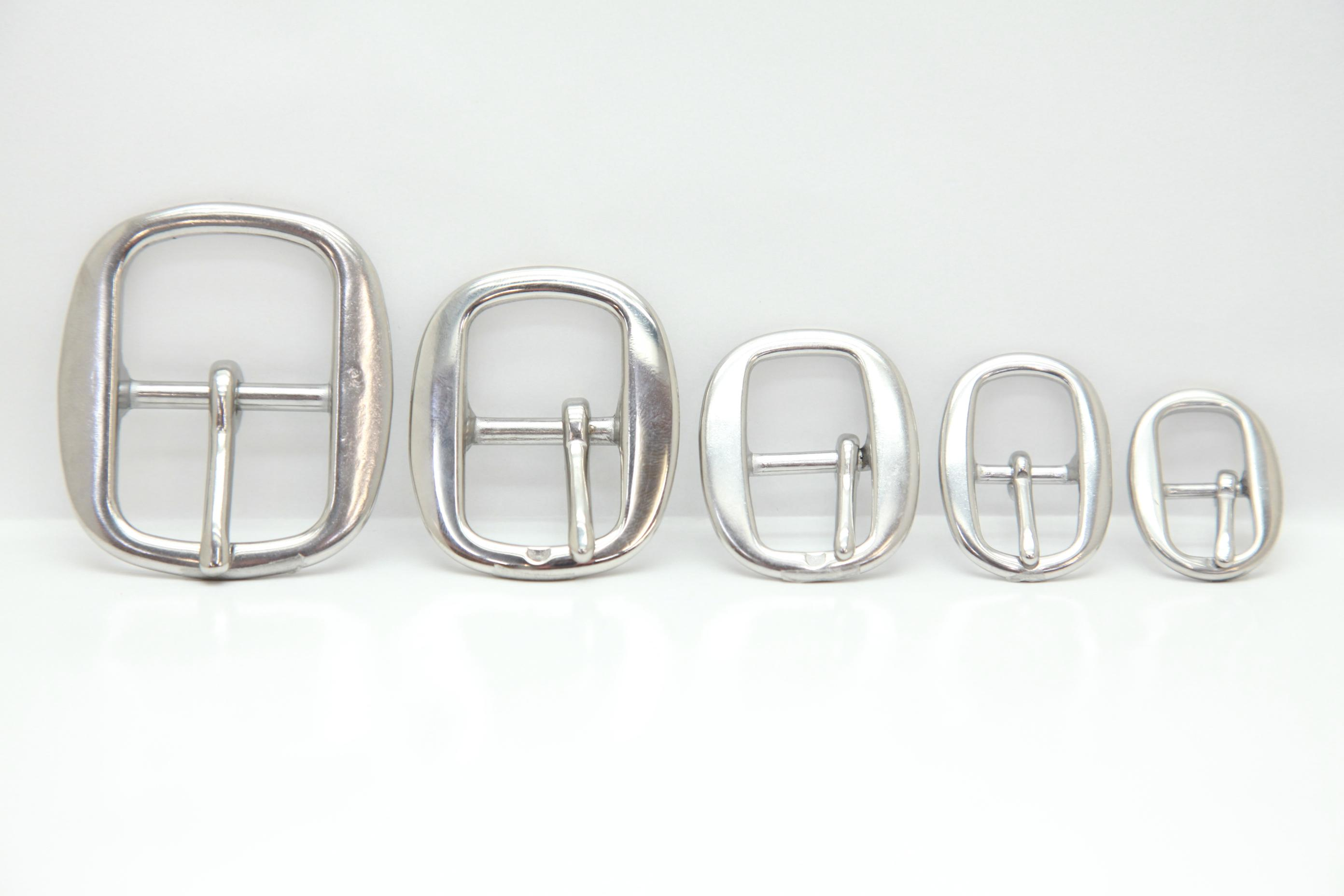 Double Swage Buckles stainless