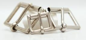 Forged Half Roller Buckles