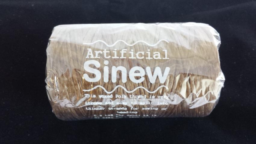 Artificial Sinew Natural 0.5lb