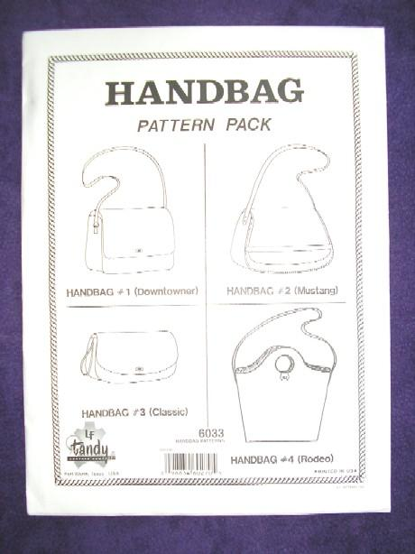 Handbag Pattern Pack
