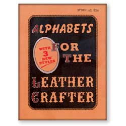 Alphabets for Leather crafter