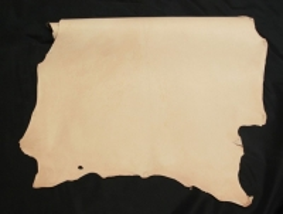 Embossing side Veg Tan 0.8/1mm - Click for more info
