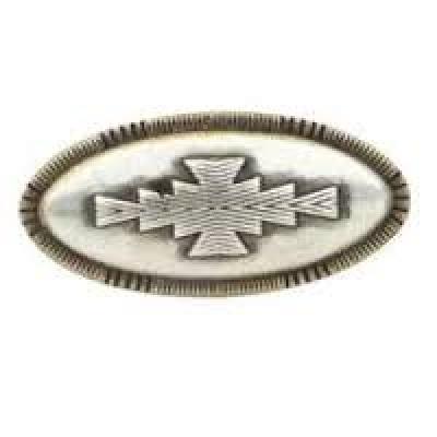 Reatta Concho screw on - Click for more info