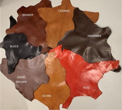 Glazed Kangaroo Skins - Click for more info