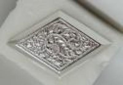 Concho Diamond 25X40Mms/P - Click for more info