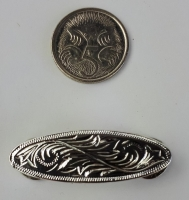 Concho Silver 1913 35mm x 11mm - Click for more info