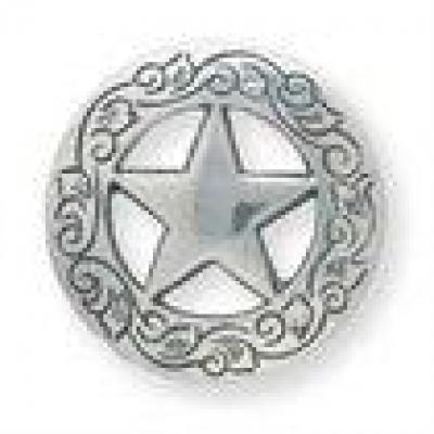 Texas Star Conchos - Click for more info