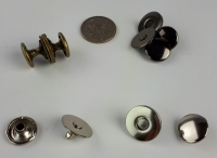 Magnetic Clasp Rivet on 14mm - Click for more info