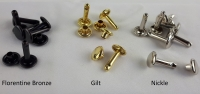 12mm Rivets Double Capped - Click for more info