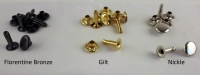 12mm Rivets Single Capped - Click for more info