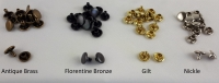 5mm Rivets double capped - Click for more info
