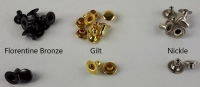5mm Single capped rivets - Click for more info