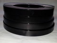 PVC Webbing Black - Click for more info