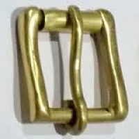 Half Buckle 30Mm Brass - Click for more info