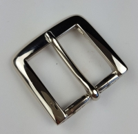 Half Buckle 25mm Nickle 9189 - Click for more info