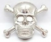 Skull Buckle Nickle - Click for more info