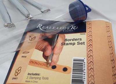 Border Stamp Set - Click for more info