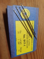Harness Needles Osborne 517 - Click for more info