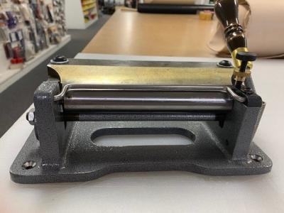 """Leather Skiver/Splitter 6"""" - Click for more info"""