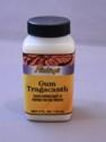 Gum Tragacanth 118ml - Click for more info