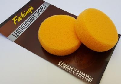 Fiebings Sponge applicator Pk2 - Click for more info
