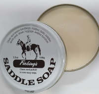 Saddle Soap Paste 3.5Oz White - Click for more info