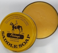 Saddle Soap Paste 3.5Oz yellow - Click for more info