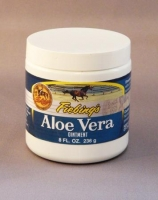Aloe Vera Ointment 8oz - Click for more info