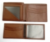Mens Wallet w card file insert - Click for more info