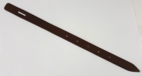18 Inch Strap Brown Chrome - Click for more info