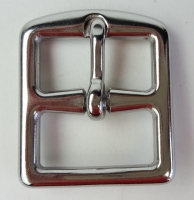 25Mm Stirrup Buckle SS - Click for more info