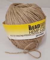 Hemp Cord Natural - Click for more info