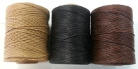 Waxed Poly thread 3 Ply - Click for more info